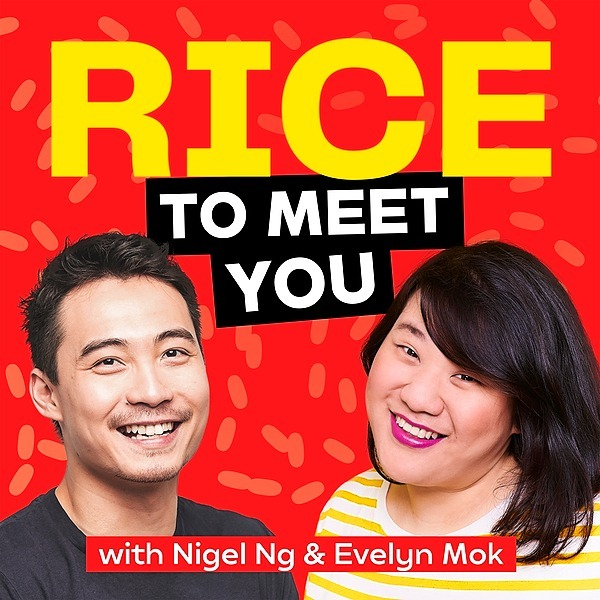 Rice To Meet You Podcast (ricetomeetyoupod) Profile Image | Linktree