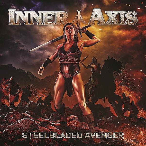INNER AXIS STEELBLADED AVENGER (official music video) Link Thumbnail | Linktree