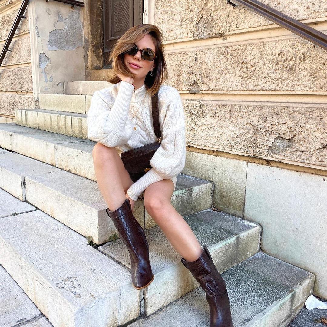 @fashionhr 5 sjajnih jesenskih outfita omiljenih Instagram djevojaka Link Thumbnail | Linktree