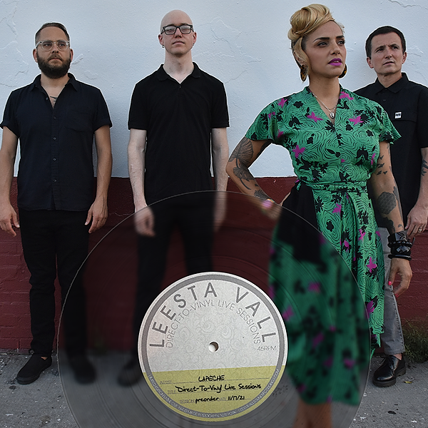 LAPÊCHE Direct-to-Vinyl Live Session Preorder Link Thumbnail   Linktree