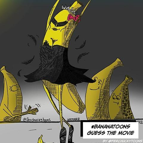 Dr. Banana's cartoons in Bored panda