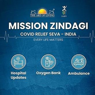 Art Of Living Mission Zindagi! (artoflivingukindia) Profile Image | Linktree