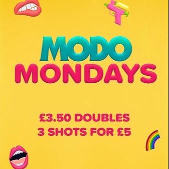 Modo Liverpool Modo Mondays - Tickets Link Thumbnail | Linktree