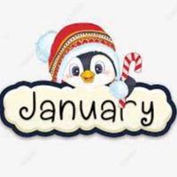 Joyous January Virtual Library