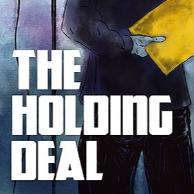New Book. The Holding Deal (Amazon) Kindle