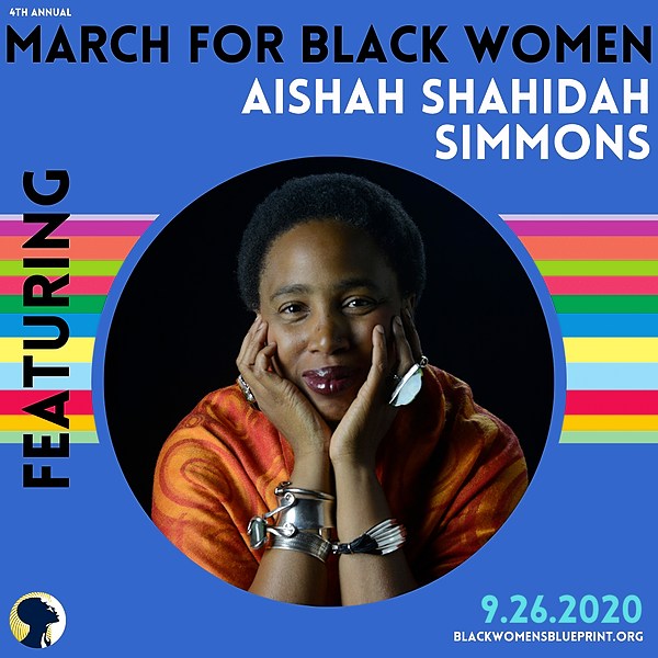 @afrolez Co-creating an Equitable United States (March for Black Women) Link Thumbnail | Linktree