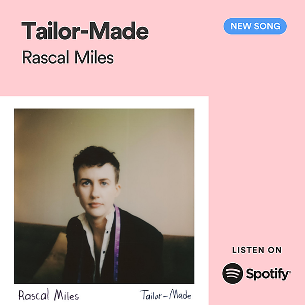 Rascal Miles SPOTIFY (FOLLOW ME) Link Thumbnail | Linktree