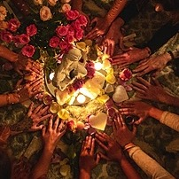 Jen Rose Productions New Moon Goddess Gathering - Oct 6 - 7:30-9:30PM Link Thumbnail   Linktree