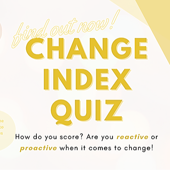 Dr. Mirra Jensen Change Index Quiz (Are you Reactive or Proactive?) Link Thumbnail   Linktree