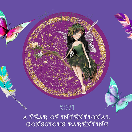 2021 Intentional Conscious Parenting Wall Calendar