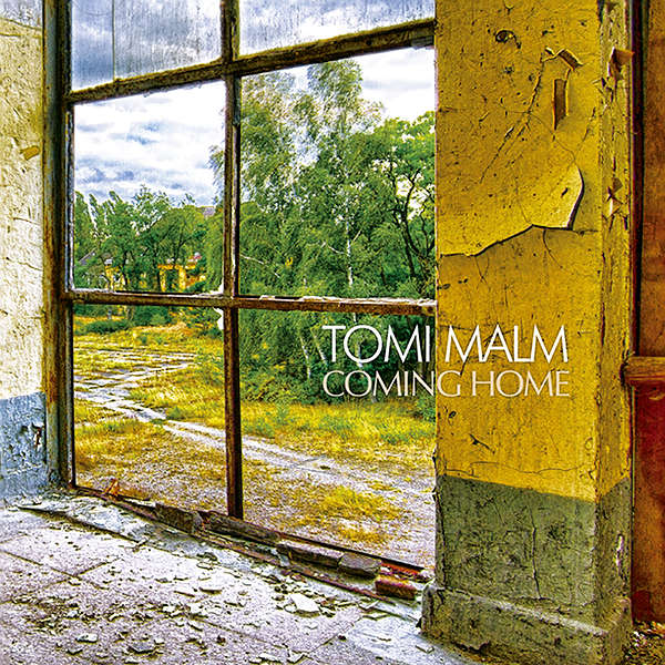 ORDER NOW Tomi Malm Coming Home on Amazon Music