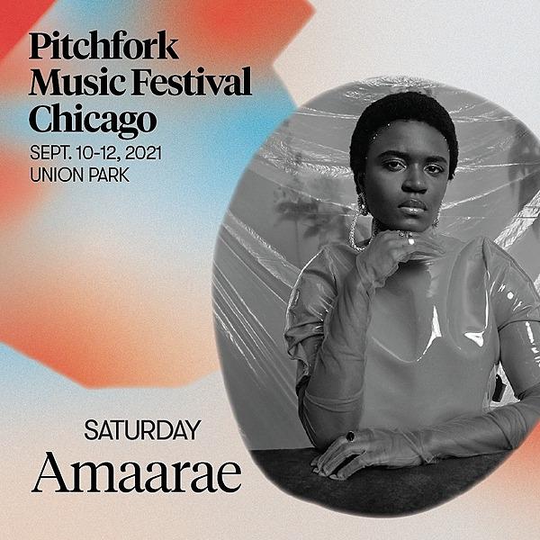 @Amaarae_ 11/09/2021 - Pitchfork  Music Festival, Chicago  Link Thumbnail | Linktree