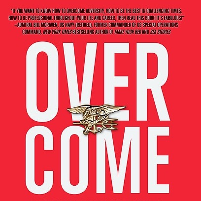 Purchase Signed Overcome Book