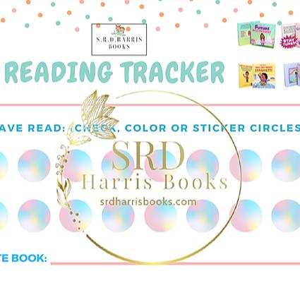 @srdharrisbooks FREE Summer Reading Tracker Link Thumbnail   Linktree