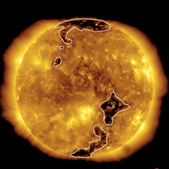 Coronal Holes