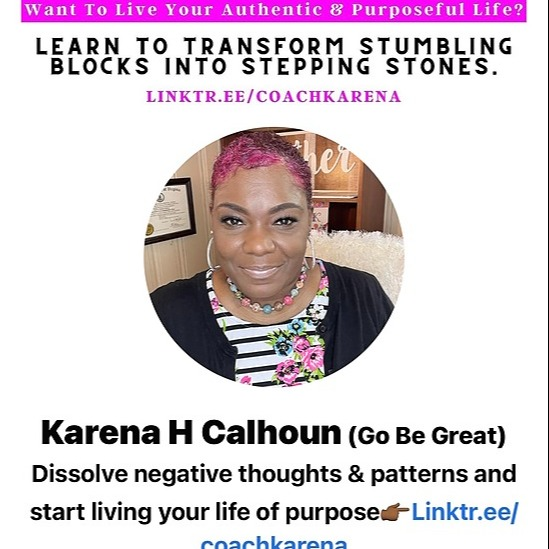 @coachkarena The Authenticity Daily Checklist Link Thumbnail | Linktree