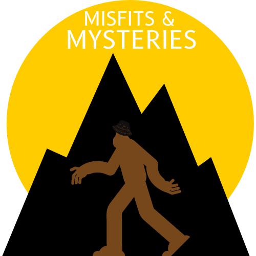 Misfits and Mysteries Podcast (MisfitsandMysteries) Profile Image | Linktree