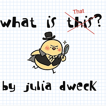 What is That? *A fun problem-solving game encouraging creative-thinking!