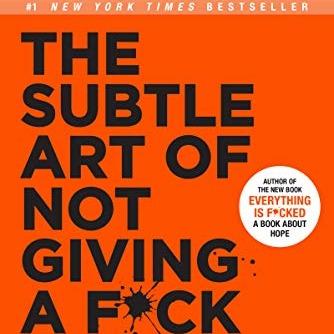 "#15 Renato Costa - livro 2 ""The Subtle Art of Not Giving a F*ck"""