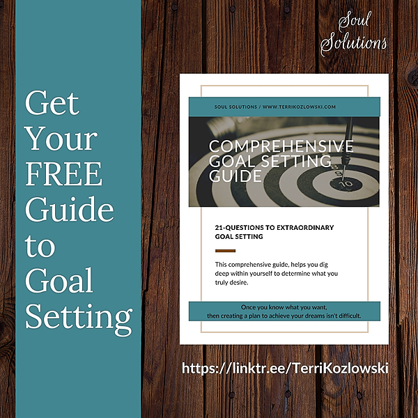 Get your FREE Comprehensive Guide to Goal Setting
