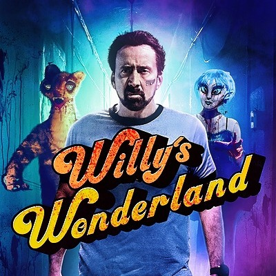 Watch Willy's Wonderland in a virtual cinema, support local venues from home