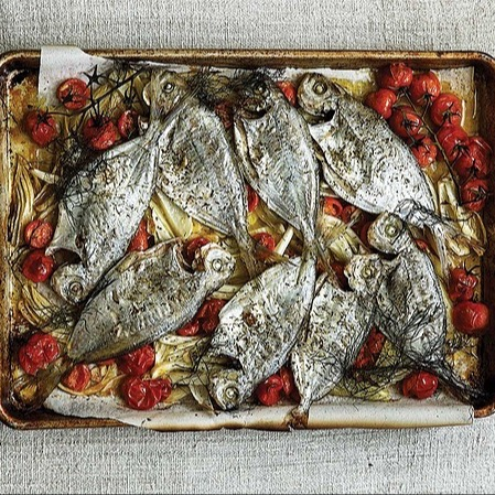 We're in Saveur's Top 100! Oven-Roasted Butterfish