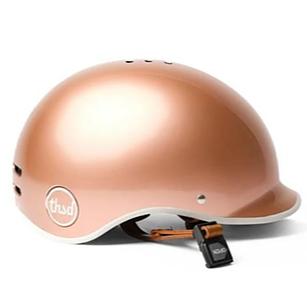 Bike helmet - Thousands (Woman-owned)