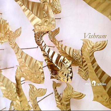 @mographies Vvid©: Vishram (Corporate Reception Lobby Wall Art Concept & Design) Link Thumbnail | Linktree