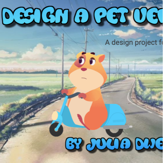 Design a Pet Vehicle *Great for STEAM