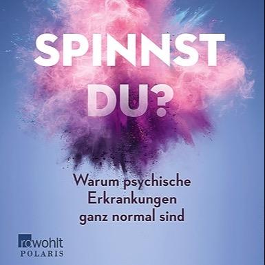 """Interview zu meinem upcoming Buch """"Spinnst du?"""" @markultur"""