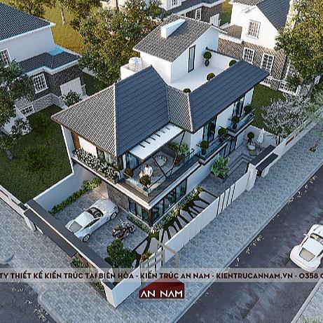 @kientrucannam Thiết kế biệt thự 3 tầng hiện đại tại Thống Nhất Link Thumbnail   Linktree