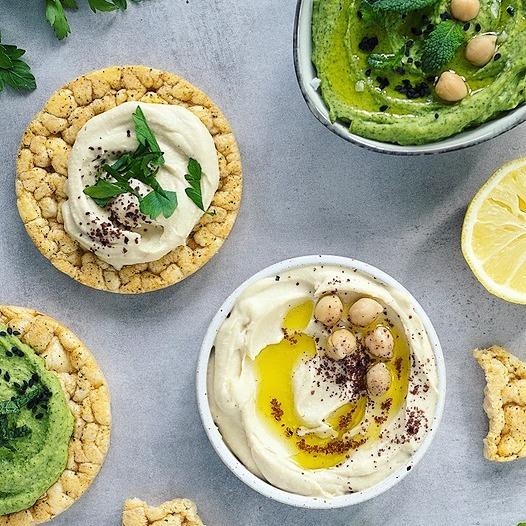 ceciliafolkesson.se Hummus x 2 Link Thumbnail | Linktree