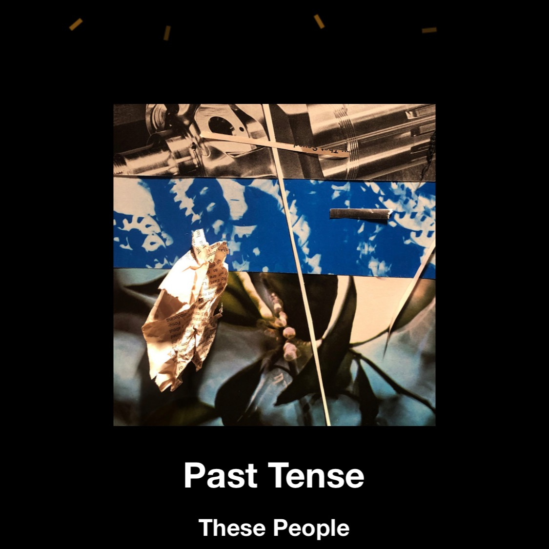 """Past Tense"" on Spotify"