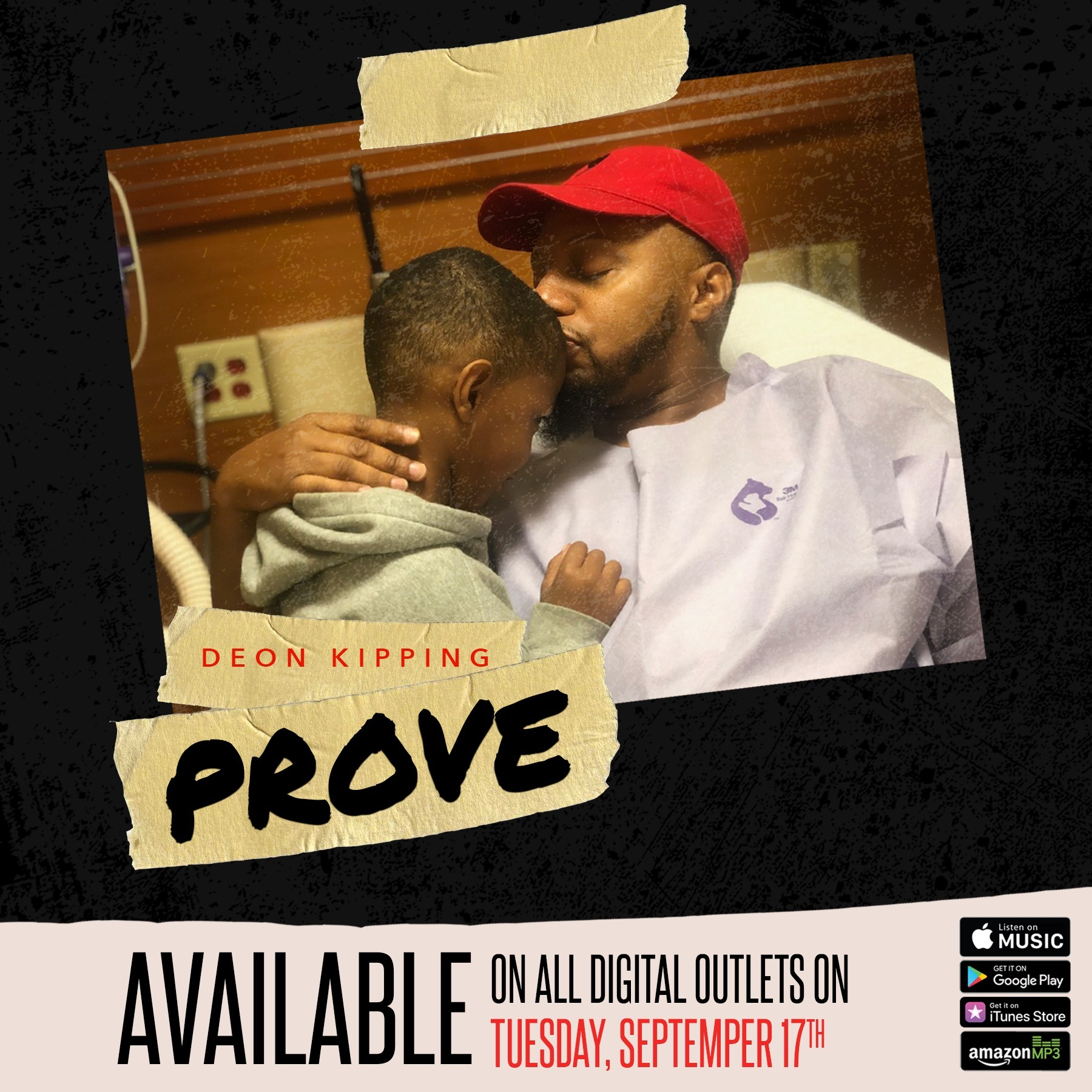 """DOWNLOAD """"PROVE"""" ON ALL DIGITAL OUTLETS"""