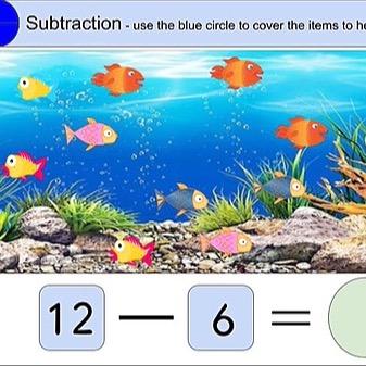 @RebeccaAllgeier subtraction 1-20 Link Thumbnail | Linktree