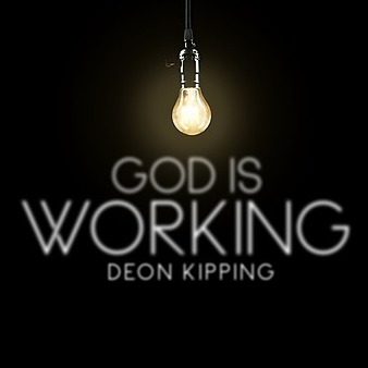 "WATCH THE NEW ""GOD IS WORKING""  MUSIC VIDEO"