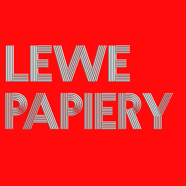Lewy Interes Feed RSS: Lewe Papiery Link Thumbnail   Linktree