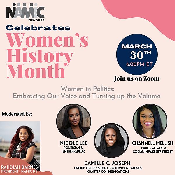 NAMIC-NY Women in Politics