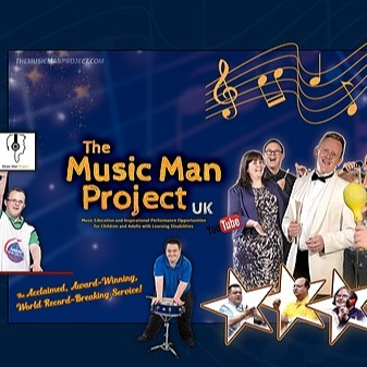 The Music Man Project YouTube Channel Link Thumbnail | Linktree