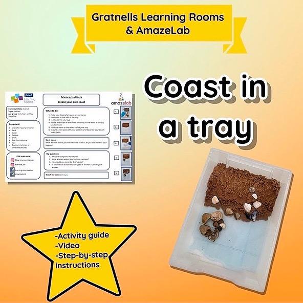 @Amazelab Amazelab X Gratnells Learning Rooms YouTube Link Thumbnail | Linktree