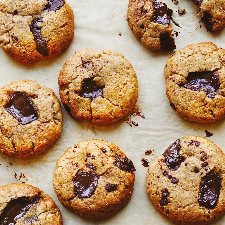 @donna.hay Choc chunk tahini cookies Link Thumbnail   Linktree