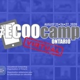 #OCDSB  #ECOOcampON I'm presenting twice!  Great conference! 🇨🇦 @ecooorg Check it out!