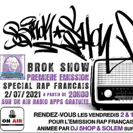 @brokshow Brok Show Old School Classik - 02.07.2021 Link Thumbnail   Linktree