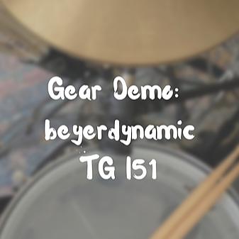 Nate Testa - The Drumsultant Beyerdynamic TG I51: Snare drum - Full Comparison  Link Thumbnail | Linktree