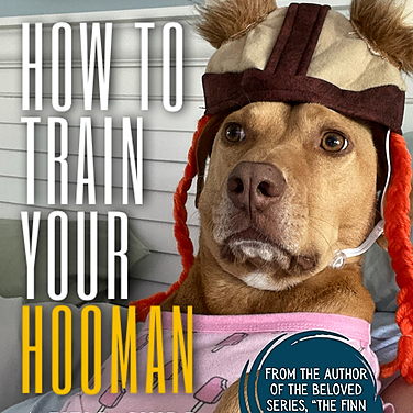 "Buy ""How to Train your Hooman"" Field Guide on Amazon"
