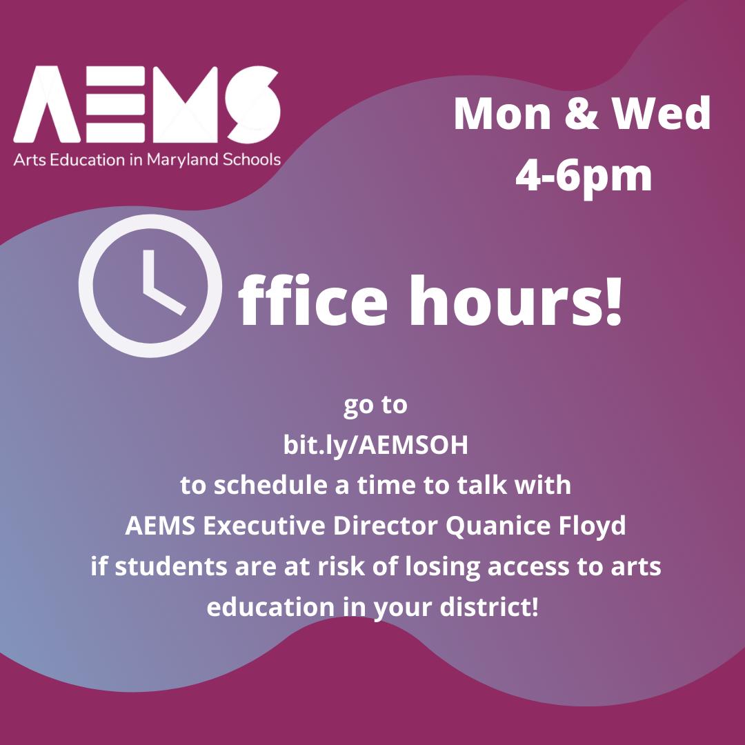 @AEMS Take Action NOW! Link Thumbnail | Linktree
