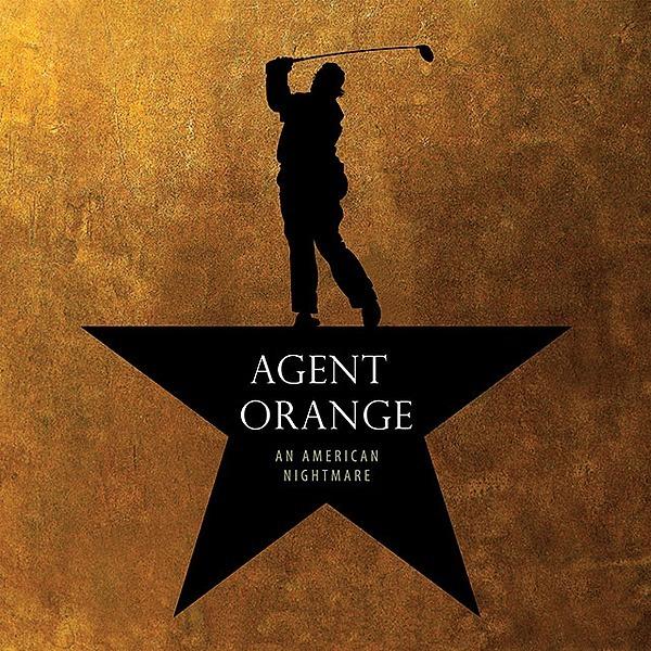 #AgentOrangeVirusMan: An American Nightmare