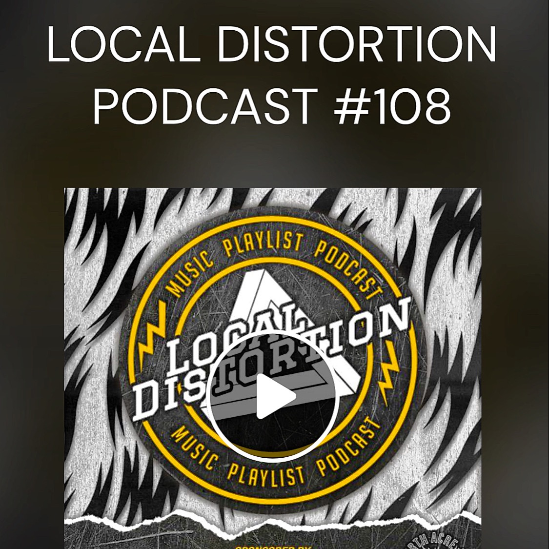 IO LINKS! Local Distortion Podcast feat. IO Link Thumbnail | Linktree