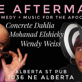 Mx. Dahlia Belle THE AFTERMATH: comedy + music for the apocalypse Link Thumbnail   Linktree