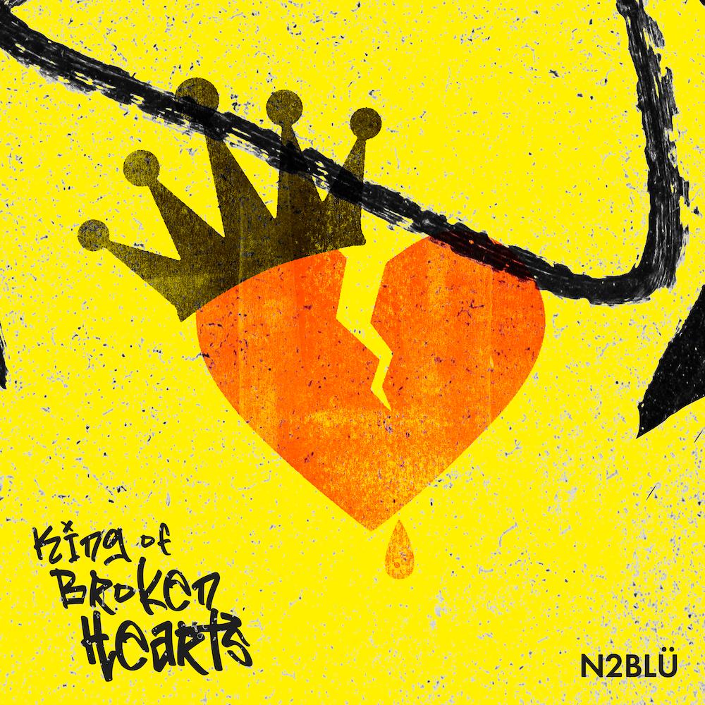 N2BLÜ Official Links N2BLÜ - King of Broken Hearts (Spotify) Link Thumbnail   Linktree